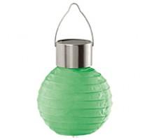 48618 Уличный светильник на солнечной батарее, 1х0,06W(LED), зеленый