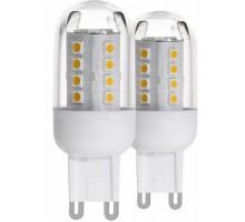 Комплект из 2 ламп светодиодных NONE G9 20Вт 3000K 11461