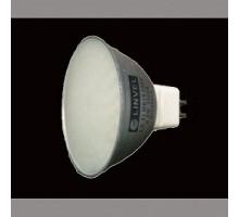 Лампа светодиодная LINVEL LS-21 8W 220V G5.3 MR16 3000K 450Lm