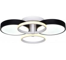 Светильник светодиодный LINVEL MS 1022 Опра Белый 160W 3000-6000К АС 180-240V 630х550х140мм с ПДУ