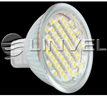 Лампа светодиодная LINVEL LS-10 48LED/3W 230V G5.3 4500K Линвел