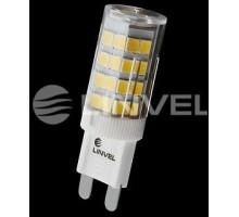 Лампа светодиодная LINVEL LTS-G9 5W 220V 4000K 370Lm