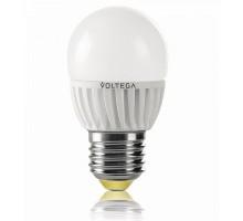 Лампочка светодиодная Voltega 4696 6,5Вт, E27 4000К